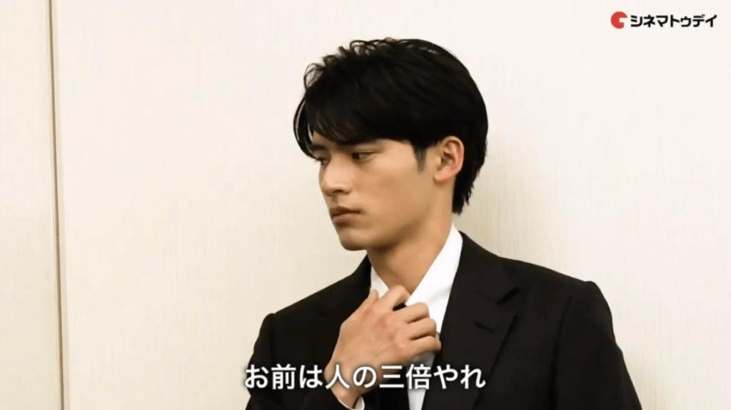 岡田健史は筋トレや食生活がストイックでヤバい!