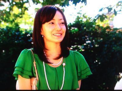 菅野美穂の顔画像⑤:34歳「大奥」&「結婚しない」