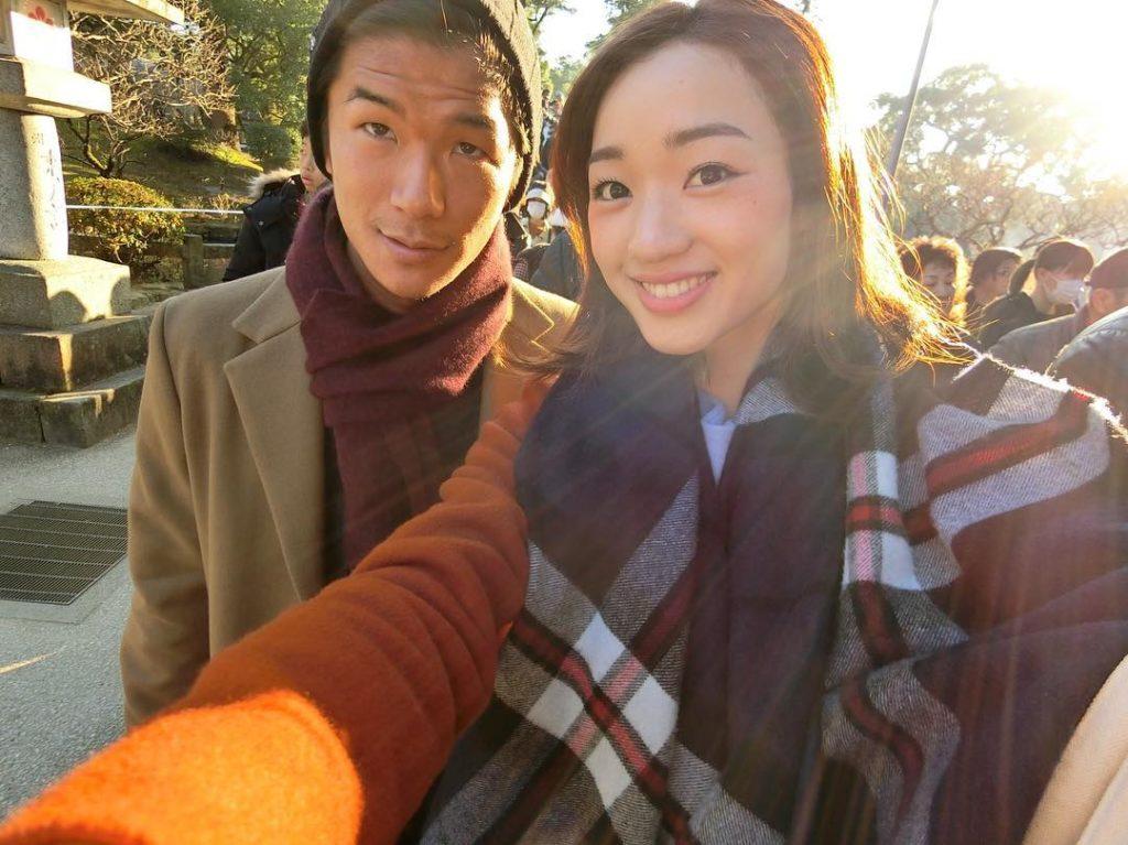 福田晃斗選手の妻はタレントの大戸千絵