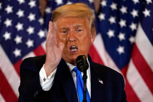 トランプ大統領はいつ白髪になった?