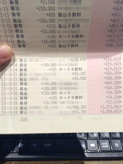 光本勇介は預金残高2万円からスタートしていた