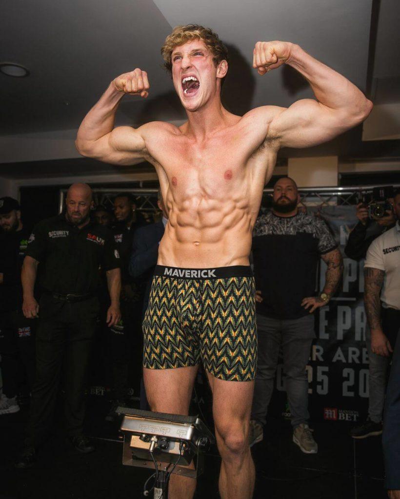 ローガン・ポールはボクシングが強い?弱い?