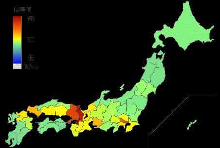 岩本照が韓国人と言われる理由その⑤:在日韓国人が多い埼玉県出身