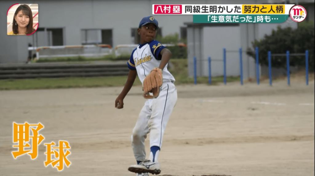 八村塁のプロフィール