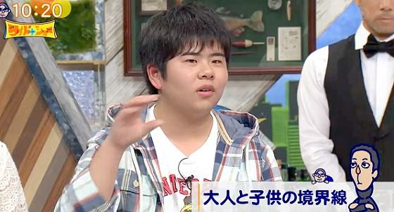 2015年前田航基17歳:『ワイドナショー』優等生コメントで株を爆上げ