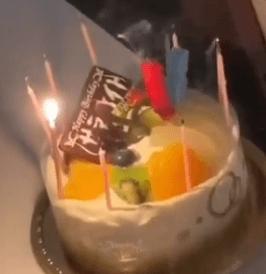 その②:南沙良と一緒に誕生日を祝ったのはラウールじゃなくてお兄ちゃん?