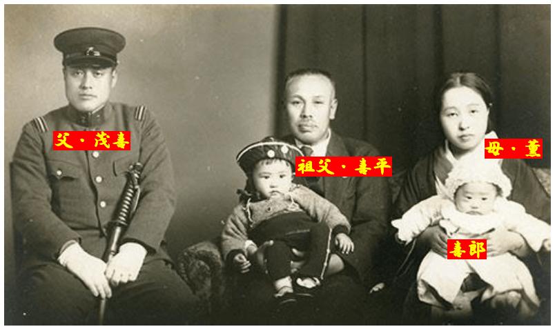 森喜朗の家系図‖祖父・喜平(きへい)