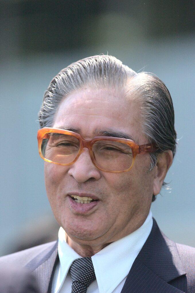 橋本聖子の父親