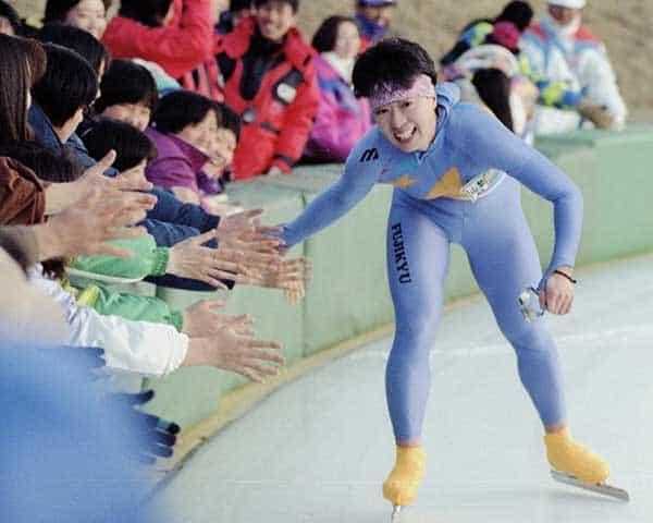 【橋本聖子の実家】父親の影響で始めたスピードスケート