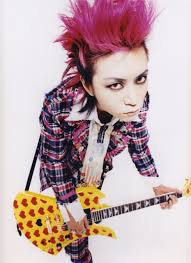菅正剛と同じ高校の出身①:hide(X JAPANギタリスト)