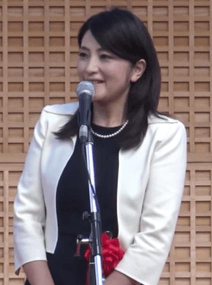 田村真子の母・田村圭子
