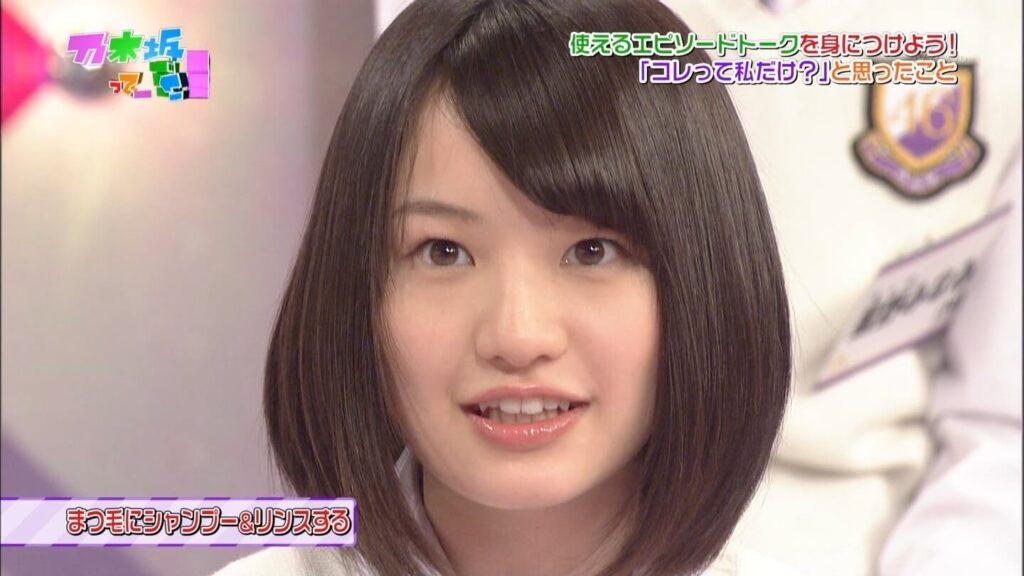 中田花奈、みんなが知ってる乃木坂46時代