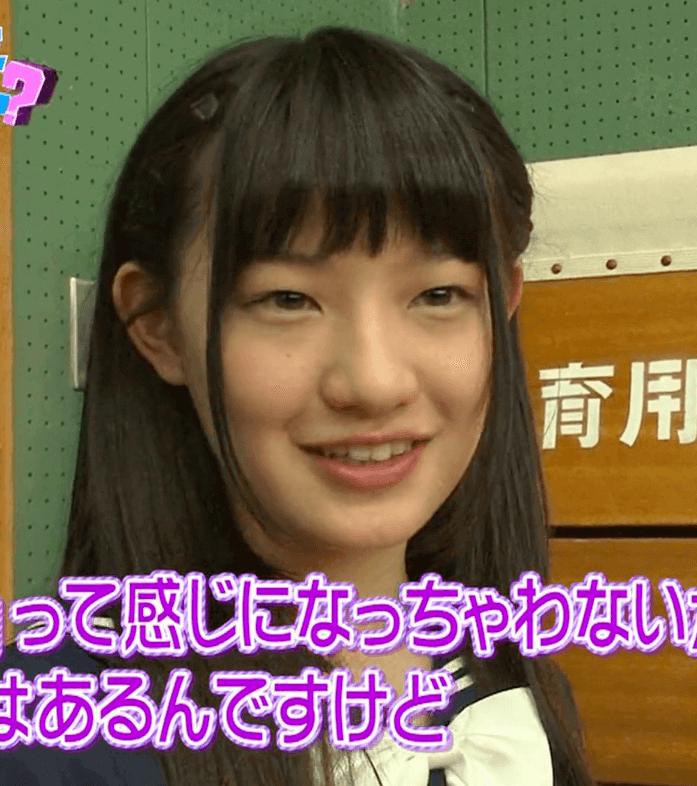【7年前】19歳:ロングヘア時代の中田花奈