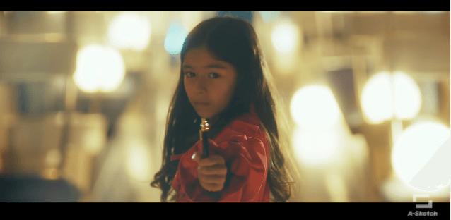 ナオミ出演:『DEAN FUJIOKA「History Maker」』