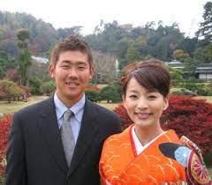 松坂大輔と倫世夫人