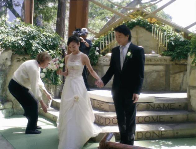 西村博之(ひろゆき氏)の結婚式