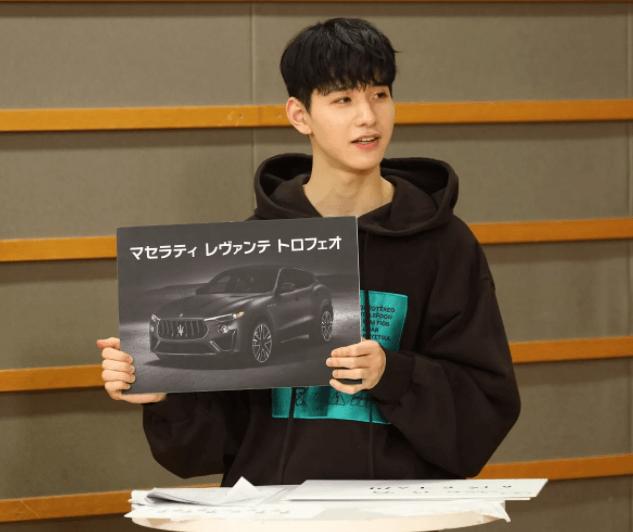 佐藤景瑚が買いたい車は6億6千万円!