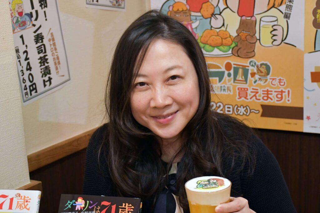 高須克弥の現在の妻は西原理恵子で事実婚