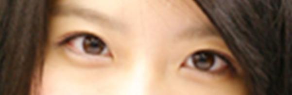郡司恭子アナの高校時代の目