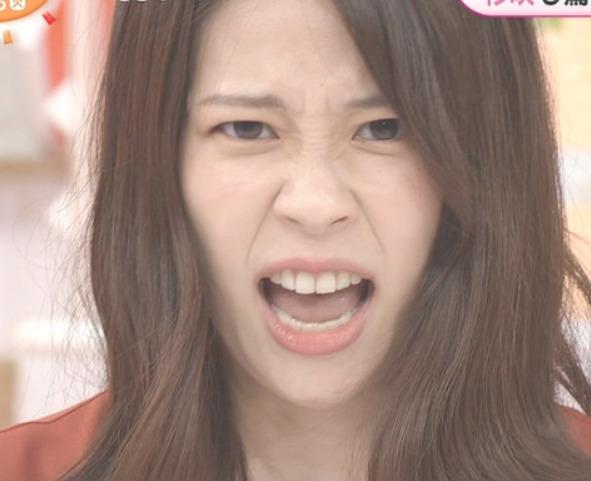 鈴木唯アナは怒ってくれる人