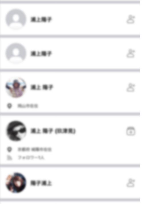 浦上陽子のフェイスブックを特定?
