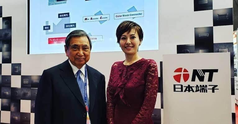 河野太郎の弟・河野二郎が社長を務める『日本端子』は河野家のファミリー企業