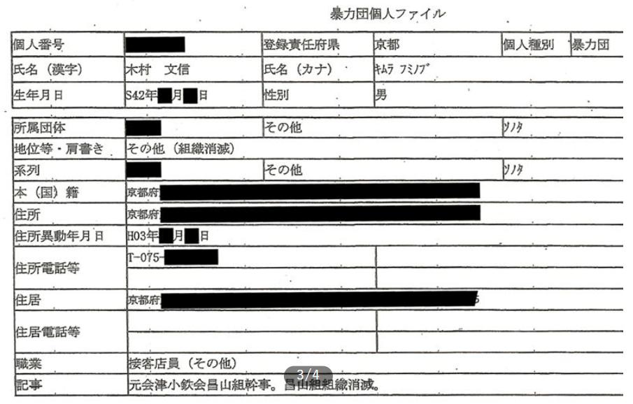 野田聖子の夫は元暴力団員