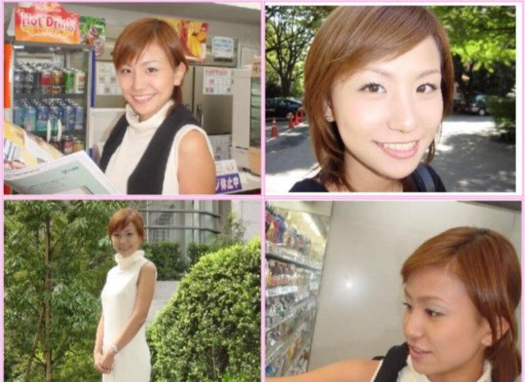 櫻井翔の結婚相手の高内美恵子の顔画像